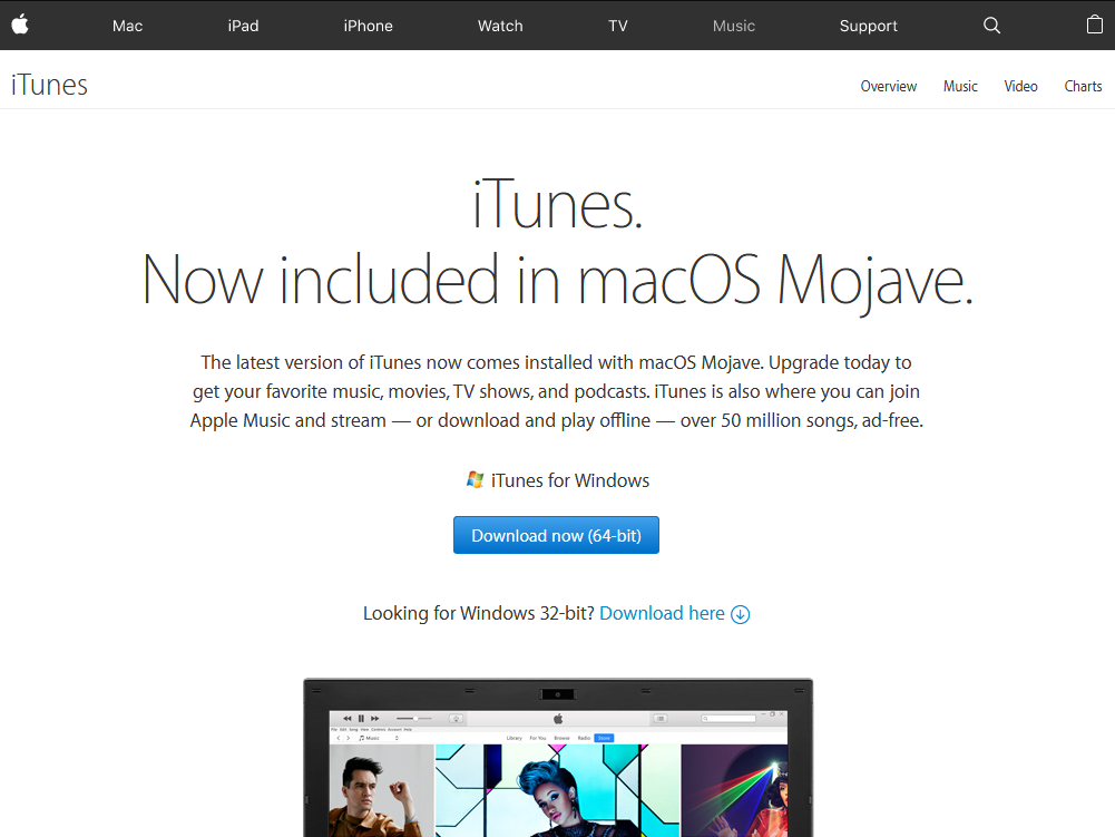 itunes windows 32 bit free download