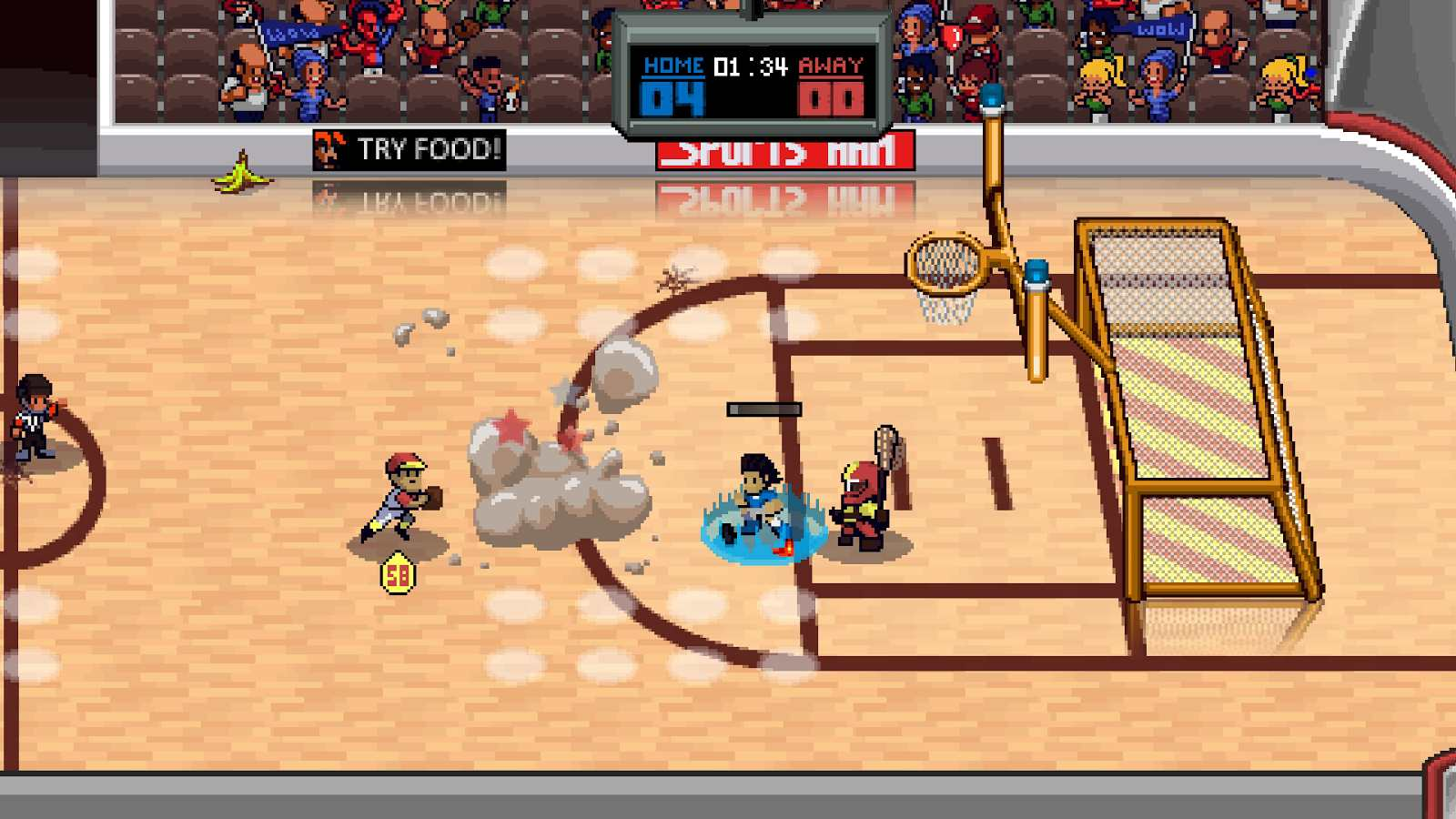 Super Slam Dunk Touchdown for Android