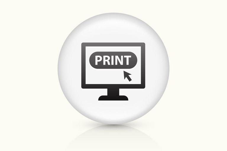A Print Screen icon.