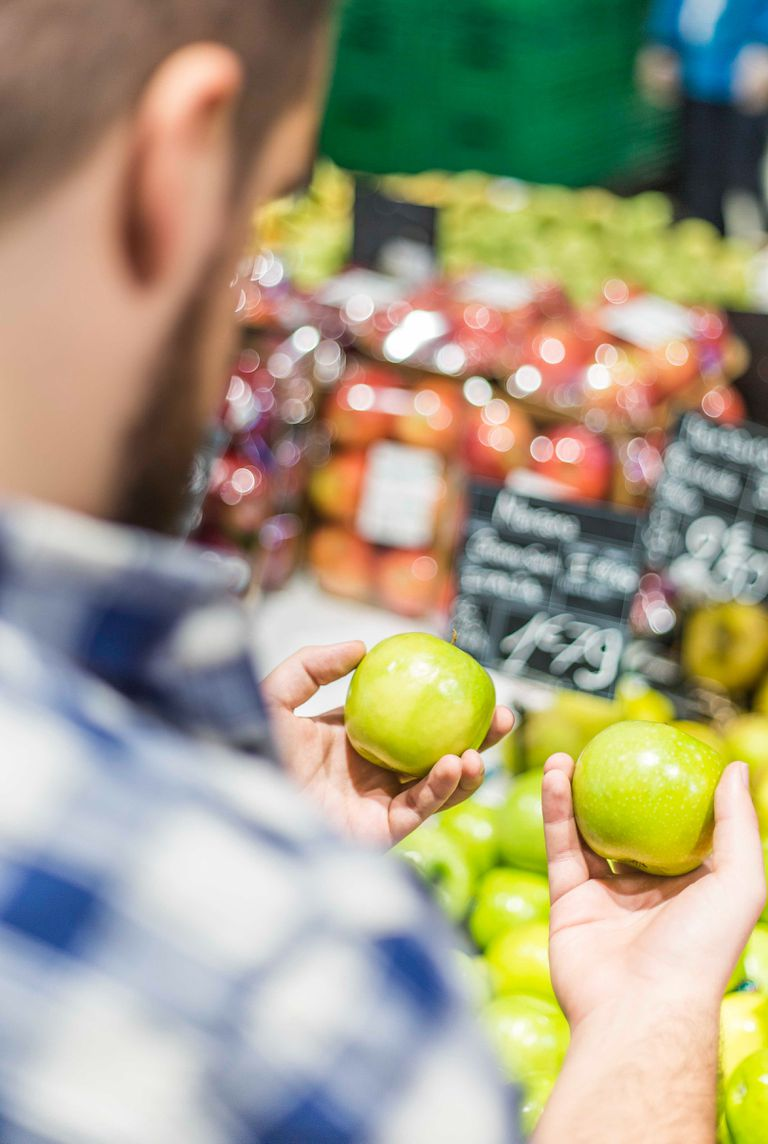 Comparing apples to apples grocery shopping