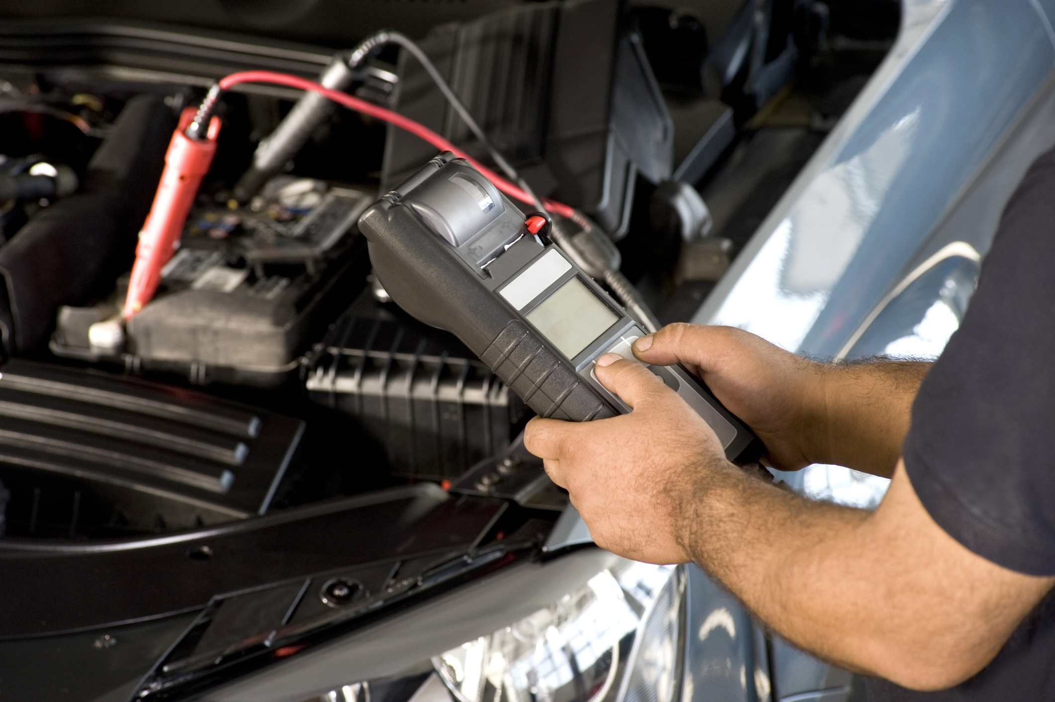 Six Reasons Your Car Battery Keeps Dying