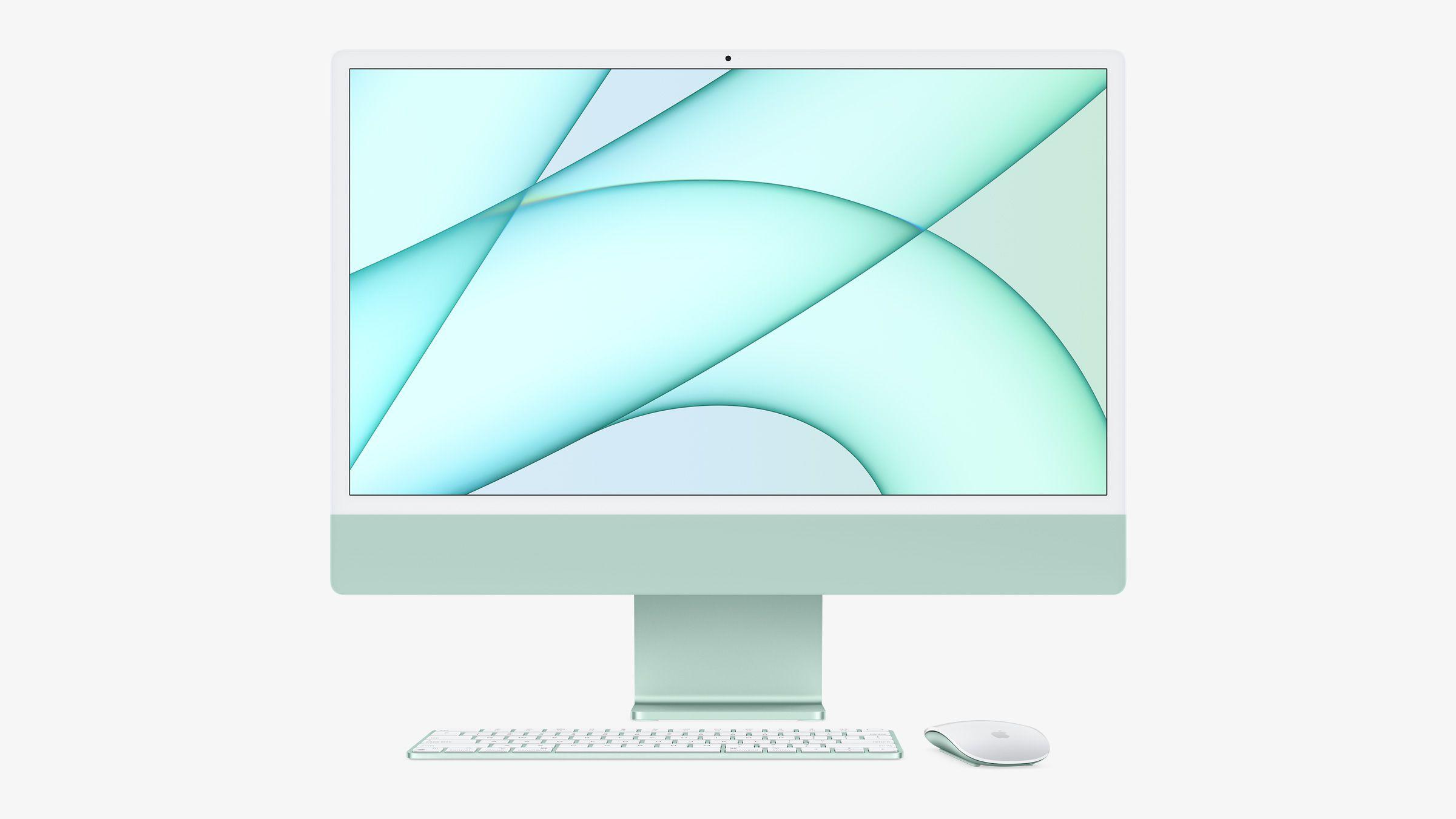 Apple's new M1 iMac