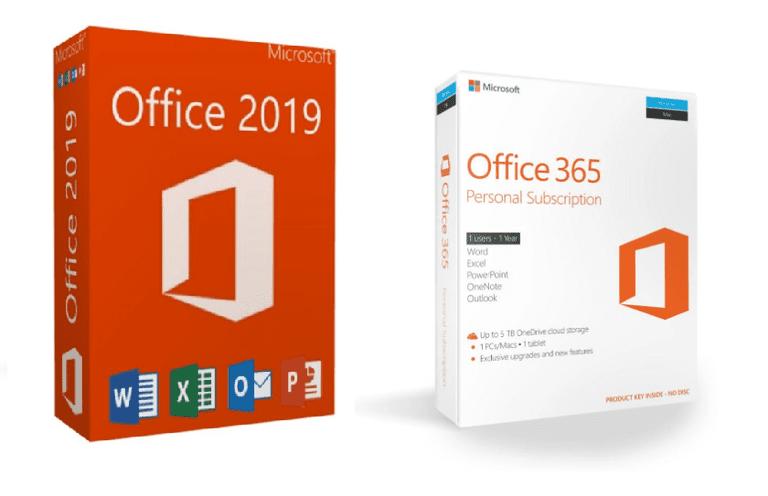 Microsoft Office options