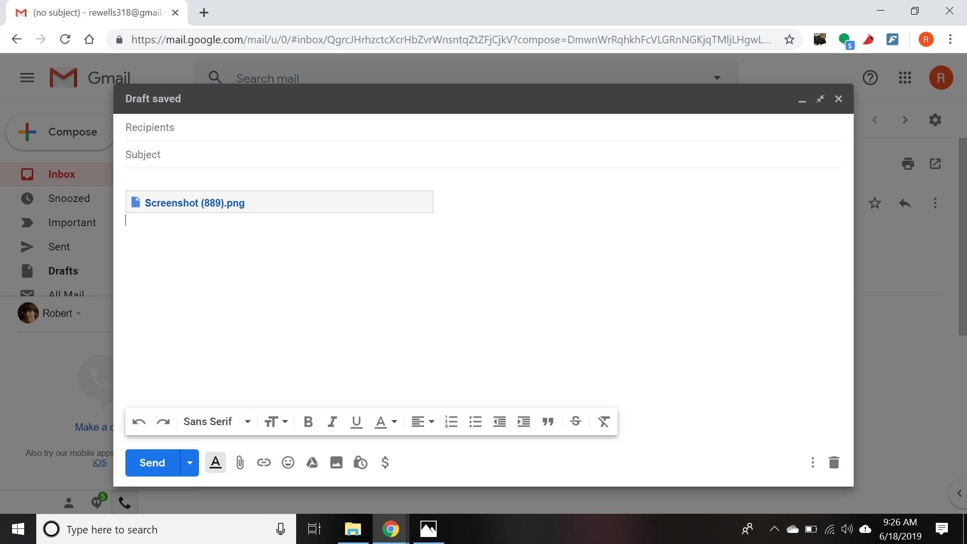 Message and Attachment Size Limits in Gmail