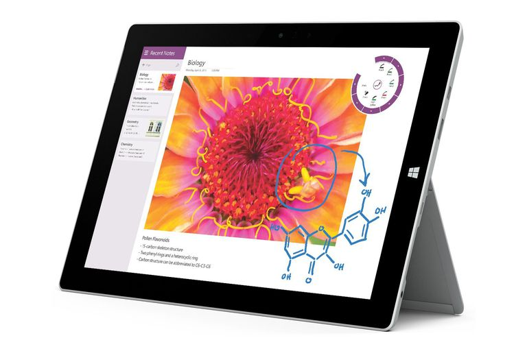 Microsoft's Surface 3