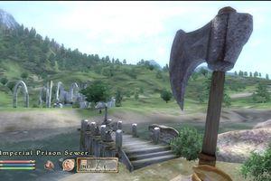 Screenshot from The Elder Scrolls IV: Oblivion