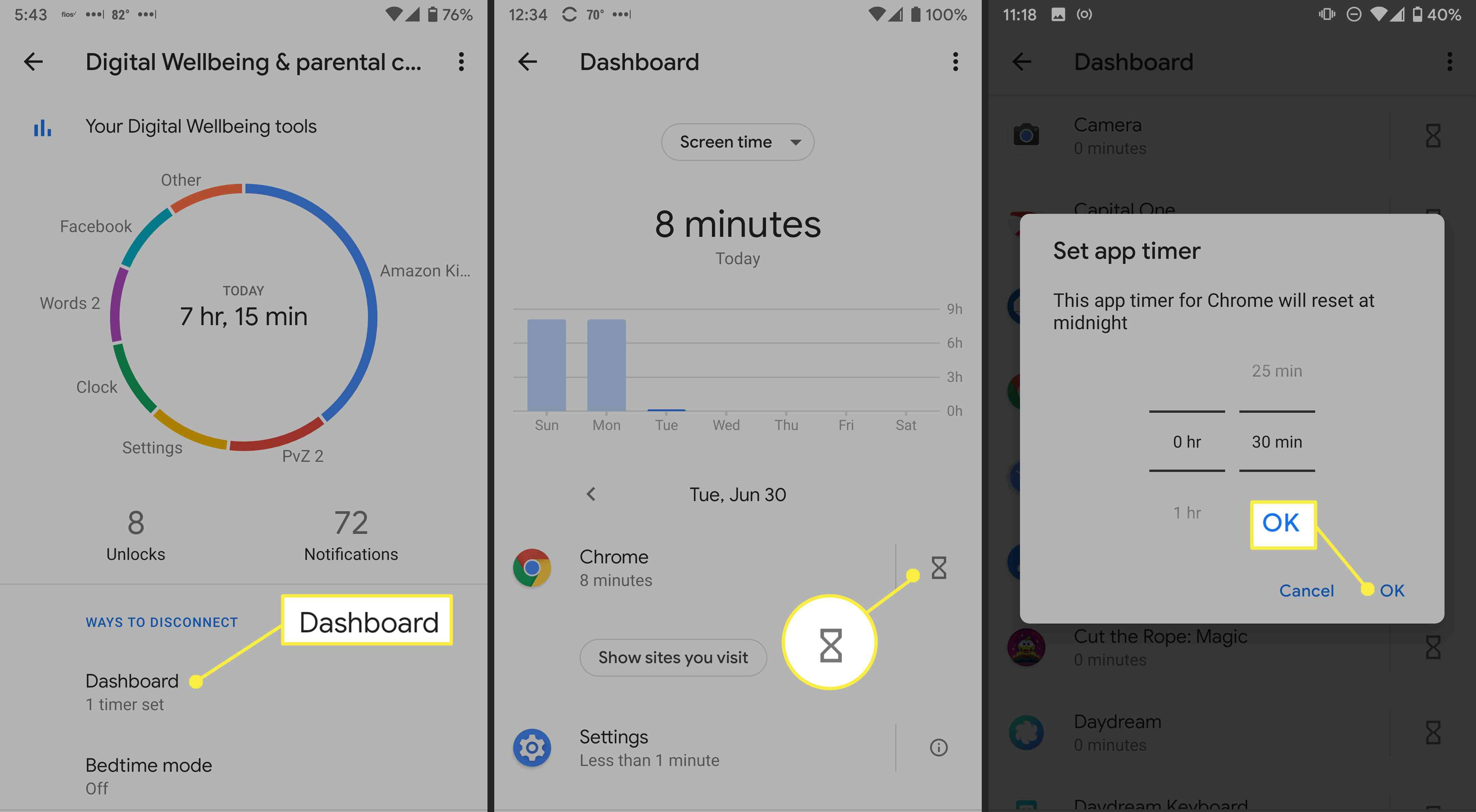 How to Check Screen Time on Android
