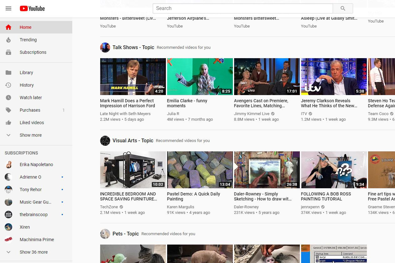 How to Set up an Account to Watch YouTube