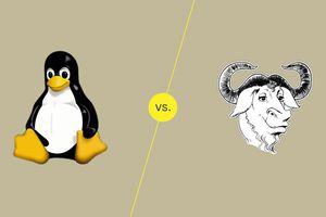 Linux vs GNU/Linux