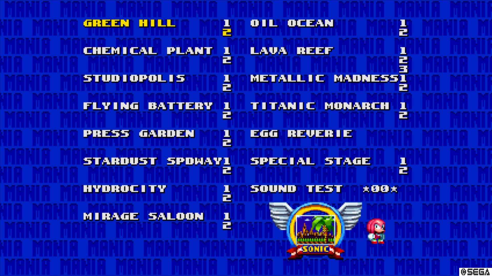 Sonic Mania Cheats, Codes, and Walkthrough