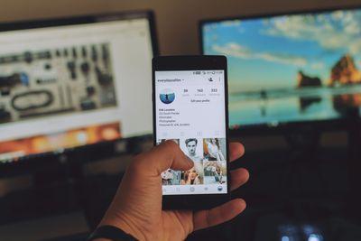 Hiding Instagram Photos Rather Than Deleting Them