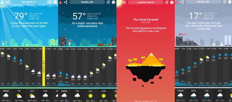 The 7 Best Weather Apps for Android Phones