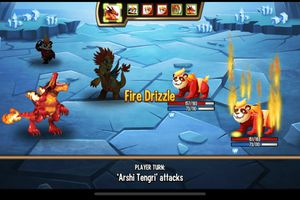 Monster Legends home page