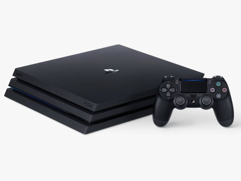 A screenshot of the PlayStation 4 Pro