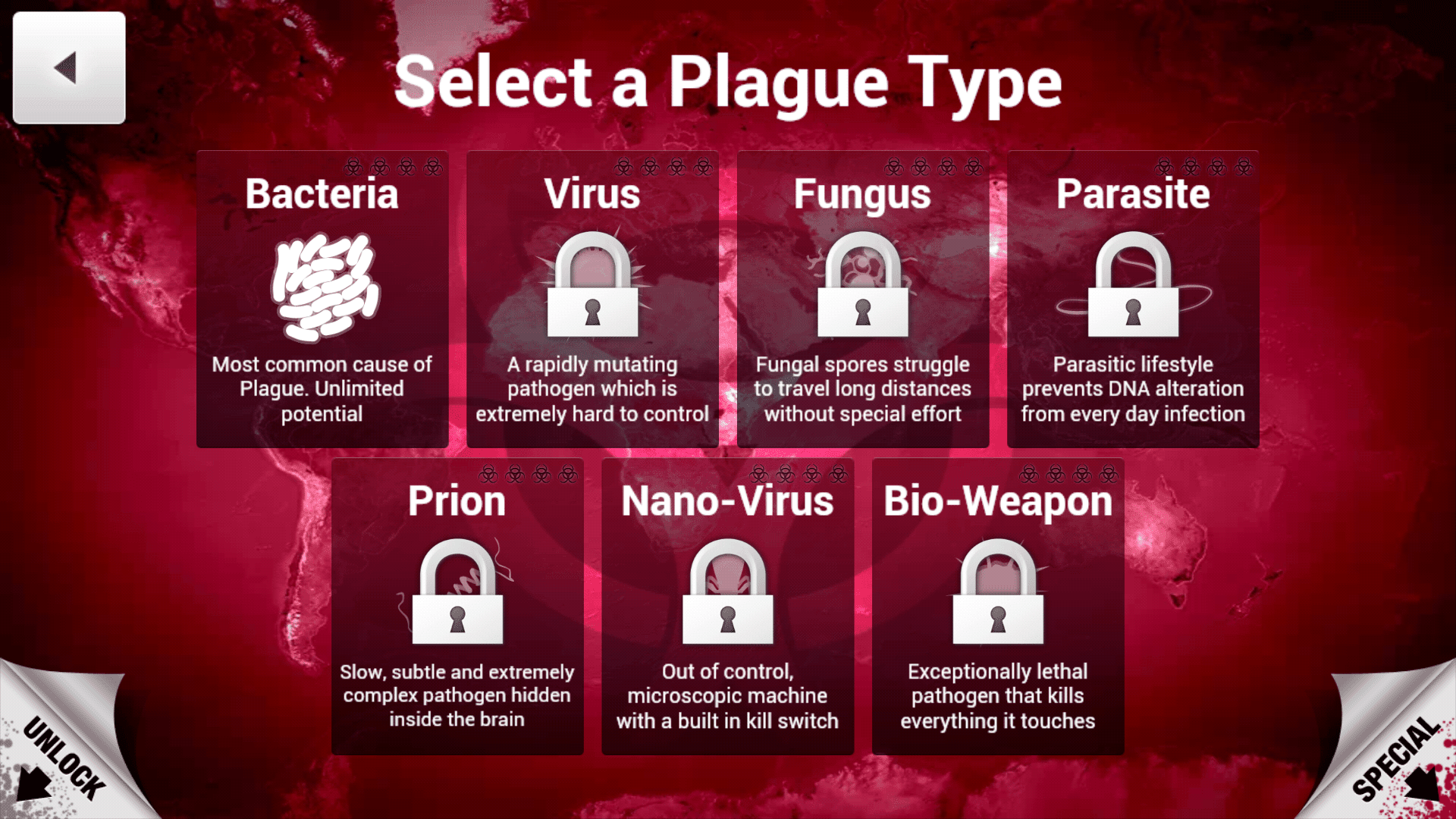 plague inc when to use genetic reshuffle