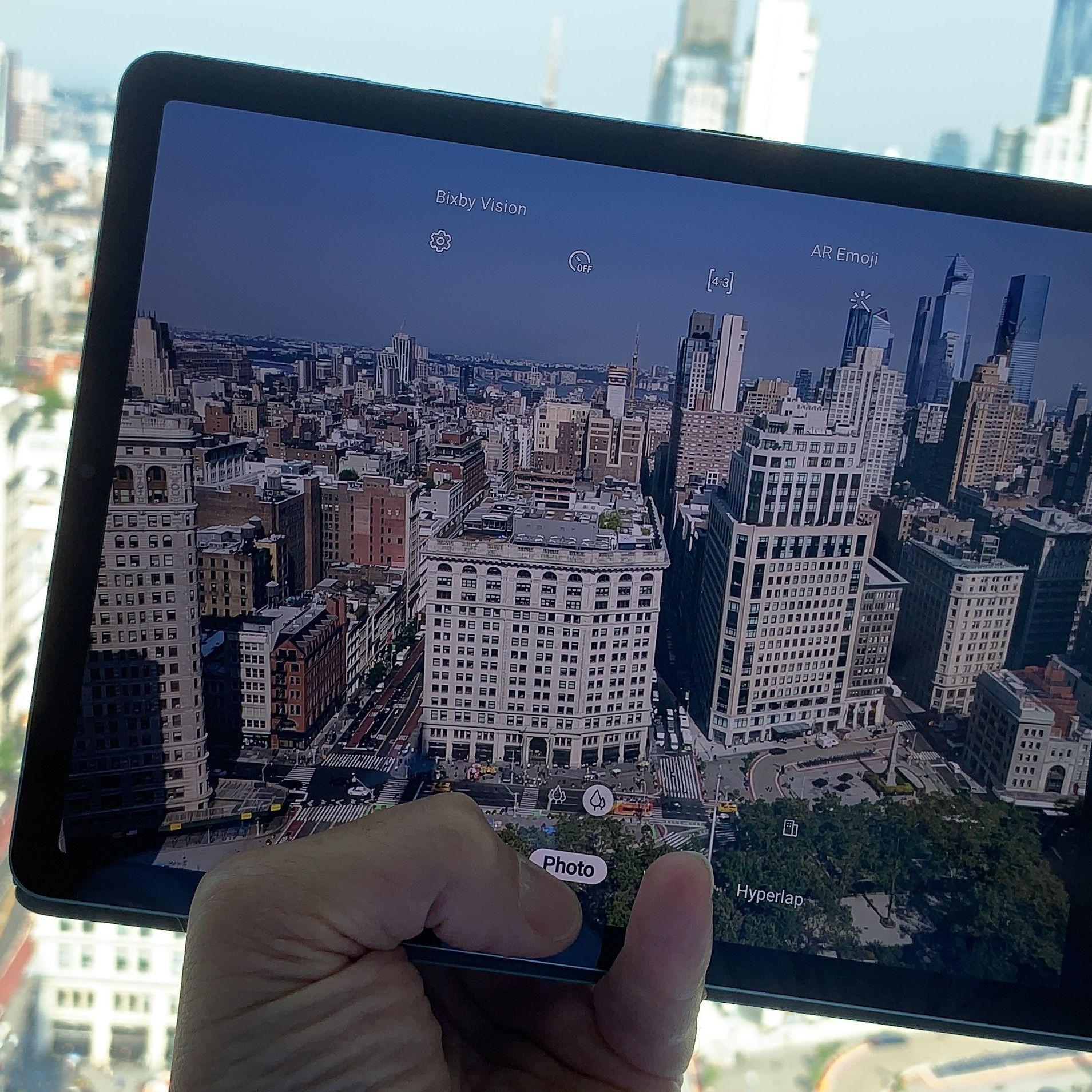 Samsung Galaxy Tab S6 Hands On