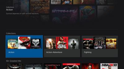 Classic Video Games on the PlayStation Network's Store