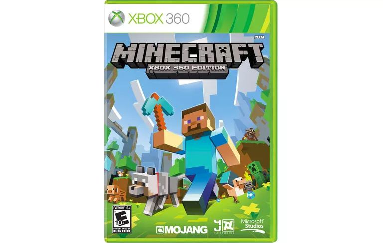 Minecraft for Xbox 360 graphic