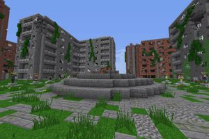 Minecraft mini-game screenshot