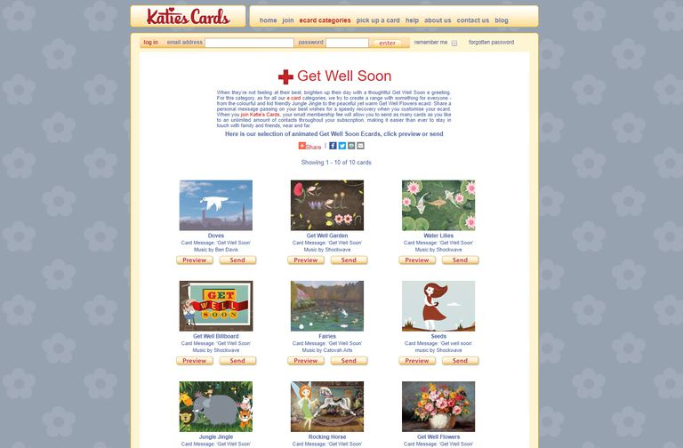 13 places to find free ecards and virtual greetings katies cards m4hsunfo