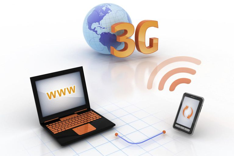 What Is the Definition of 3G Wireless Technology?