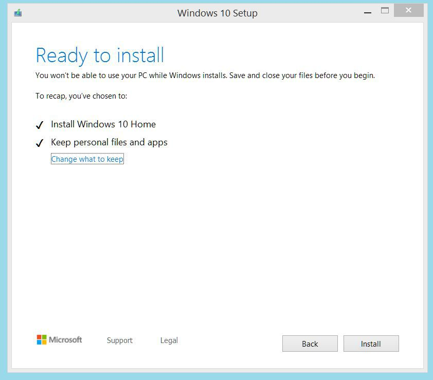How to Update Your PC from Windows 8.1 to Windows 10