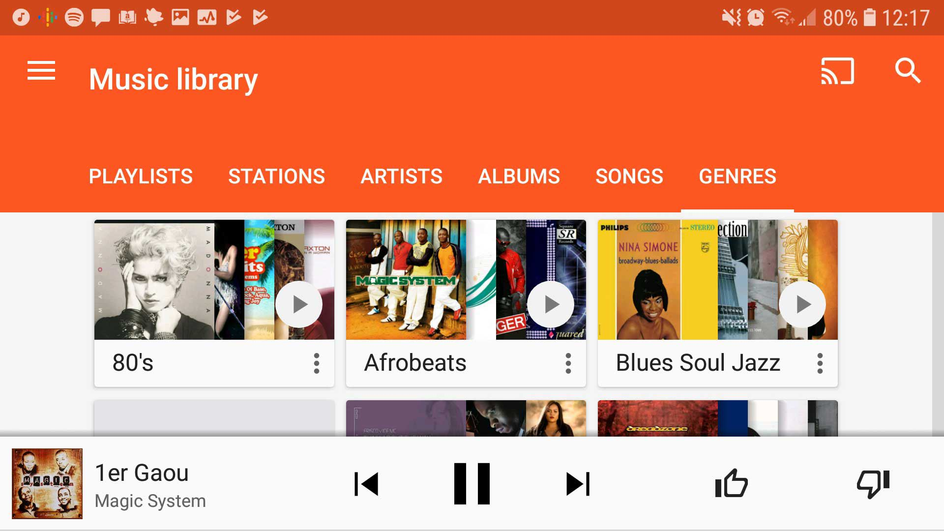 172cf2061b40a Google Play Music: Overall Best Music Player for Android