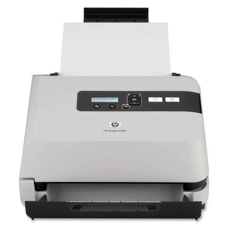 HP Scanjet Enterprise Flow 5000 s2 Sheet-fed Scanner