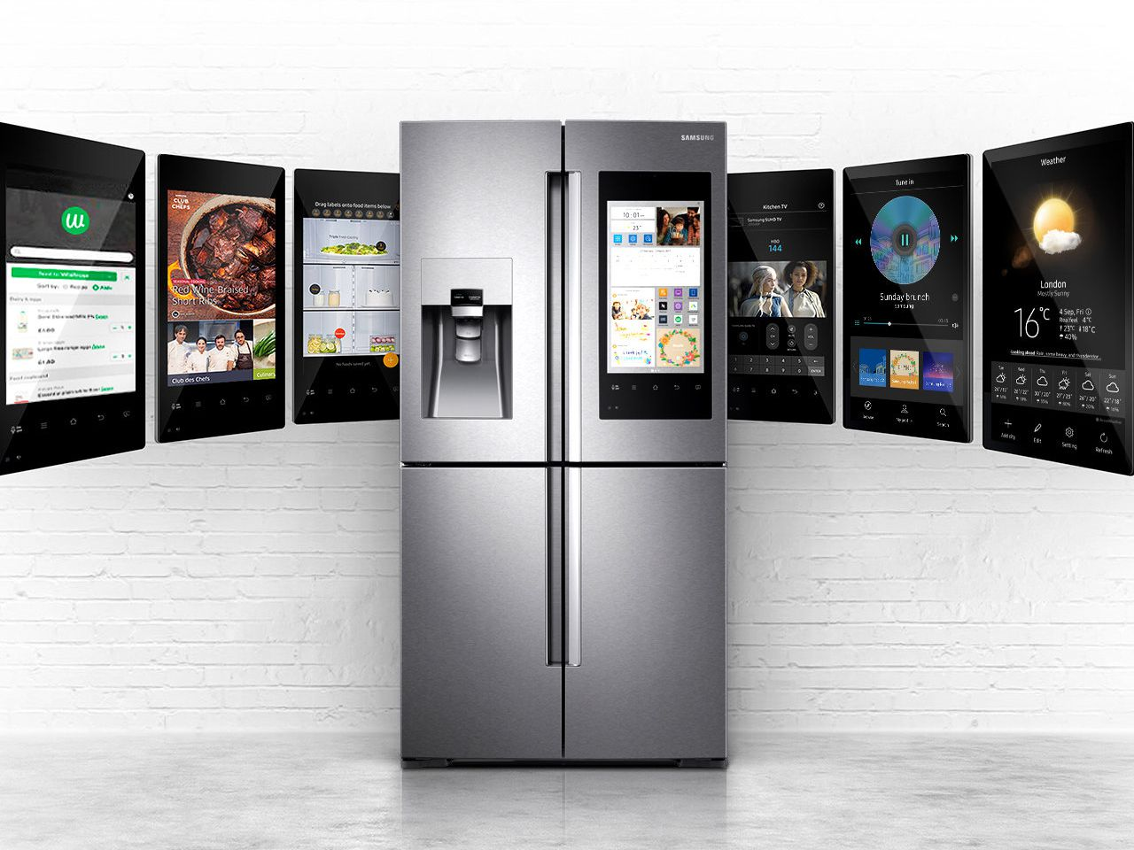 What Is a Smart Refrigerator? Top 9 refrigerator features   Zit.ng