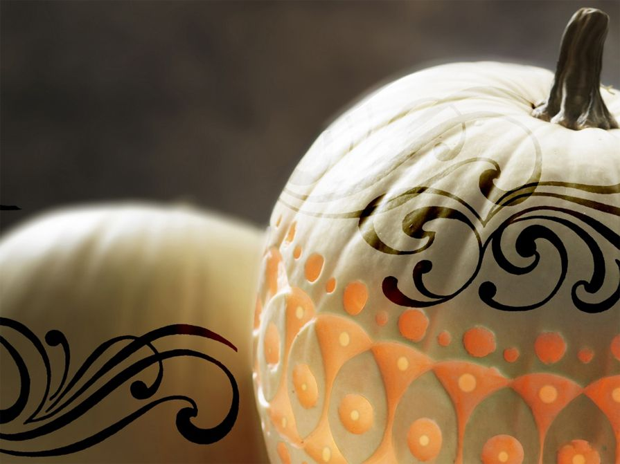 tattoo pumpkins by wallpaperstock