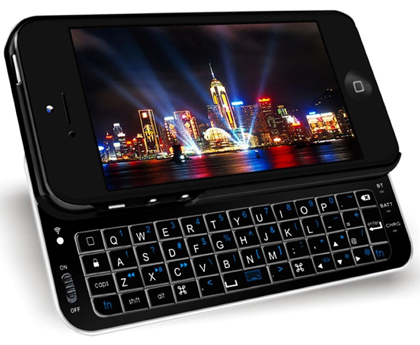 huge discount 1ee8c f191a 8 Bluetooth Keyboard Cases for the iPhone