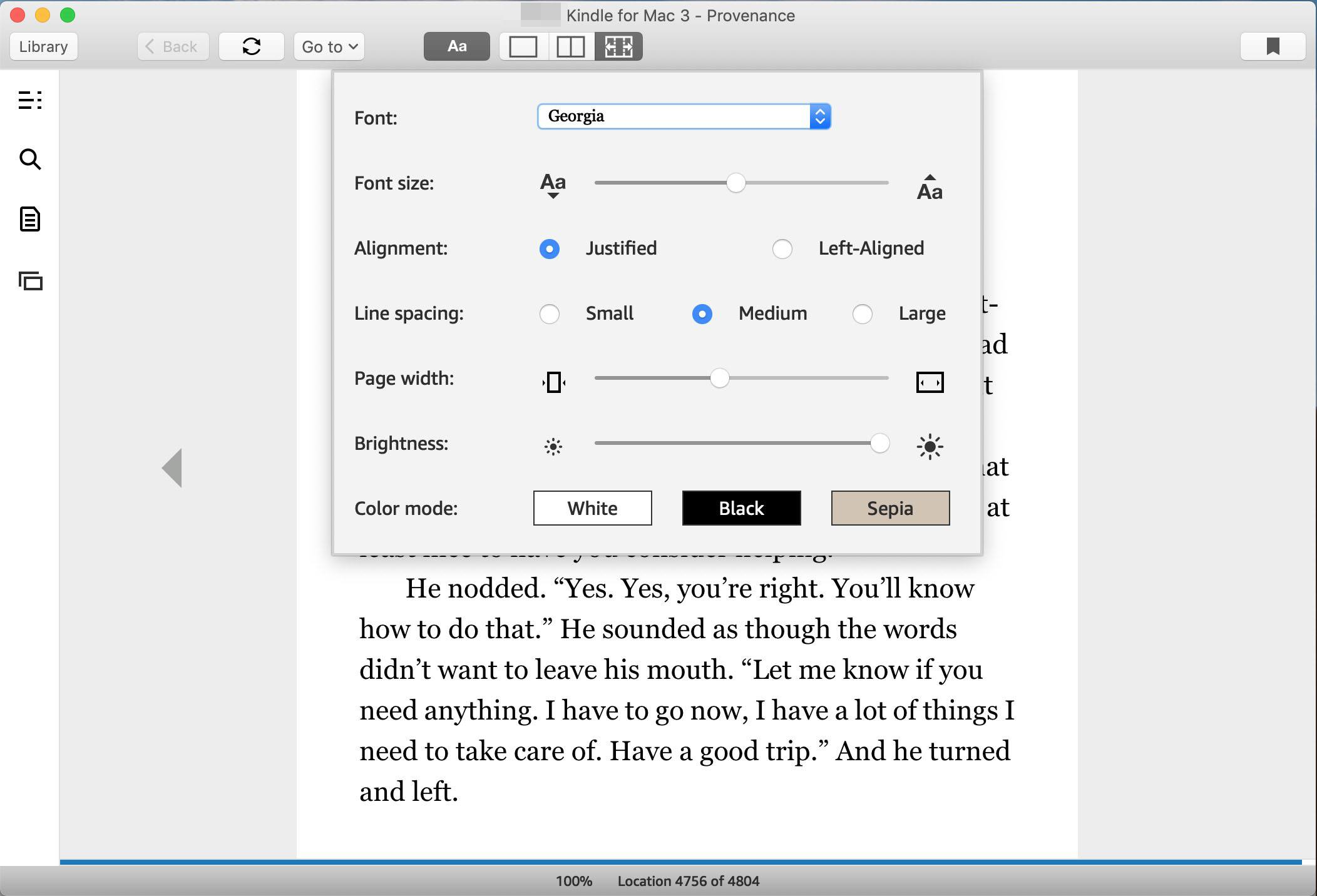 How to Use the Kindle App for Mac