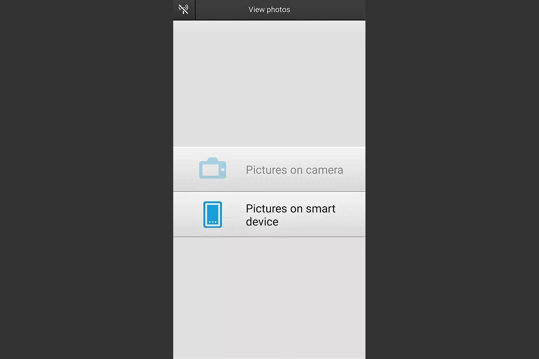 Nikon Wireless Mobile Utility app