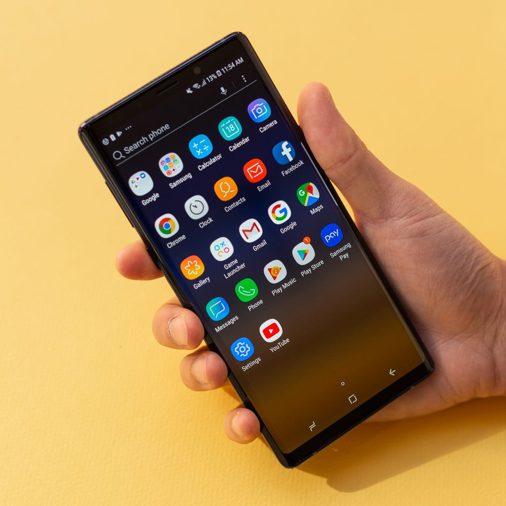Samsung Galaxy Note 9 Review: The Best Big-Screen Phone for Productivity