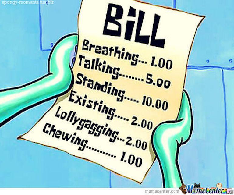 Mr krabs money meme
