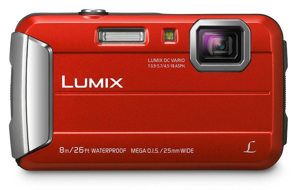 Panasonic LUMIX DMC-TS30R