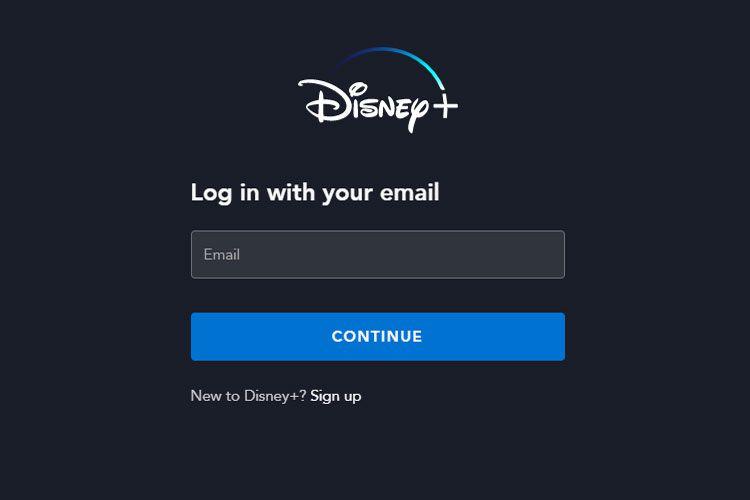 Disney Login