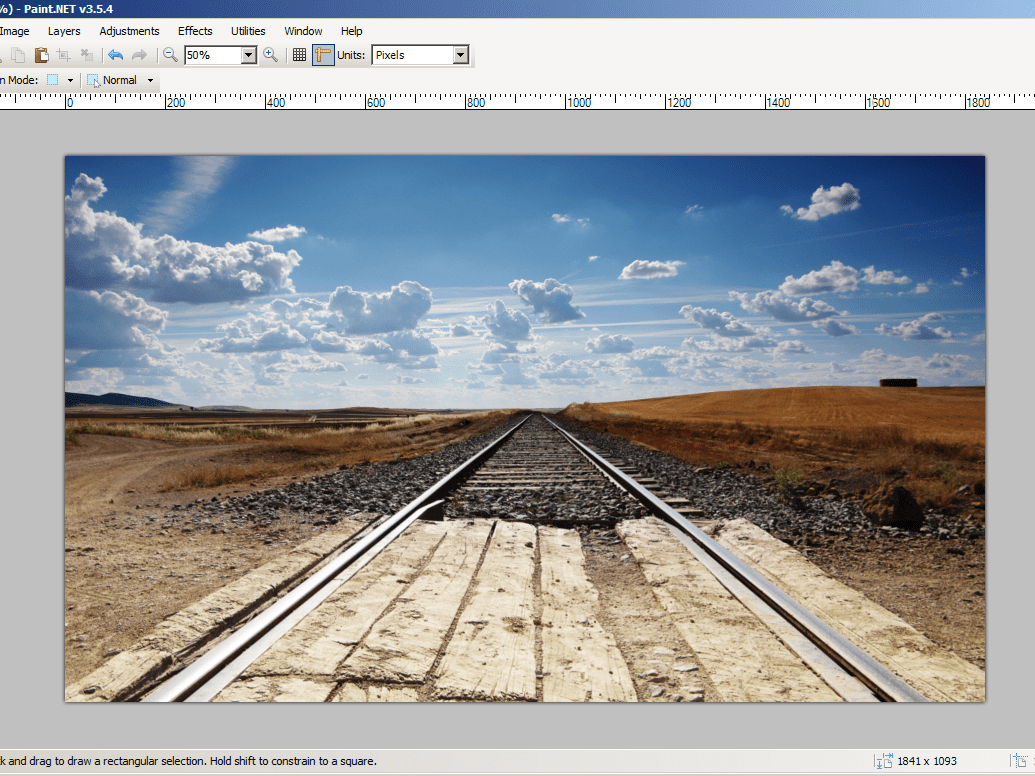 Paint NET Free Image Editor Review and Rating