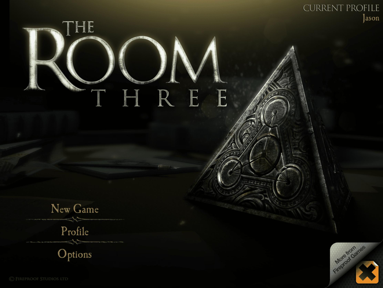 the room 3 ipad game