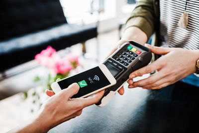 Pay With Your iPhone