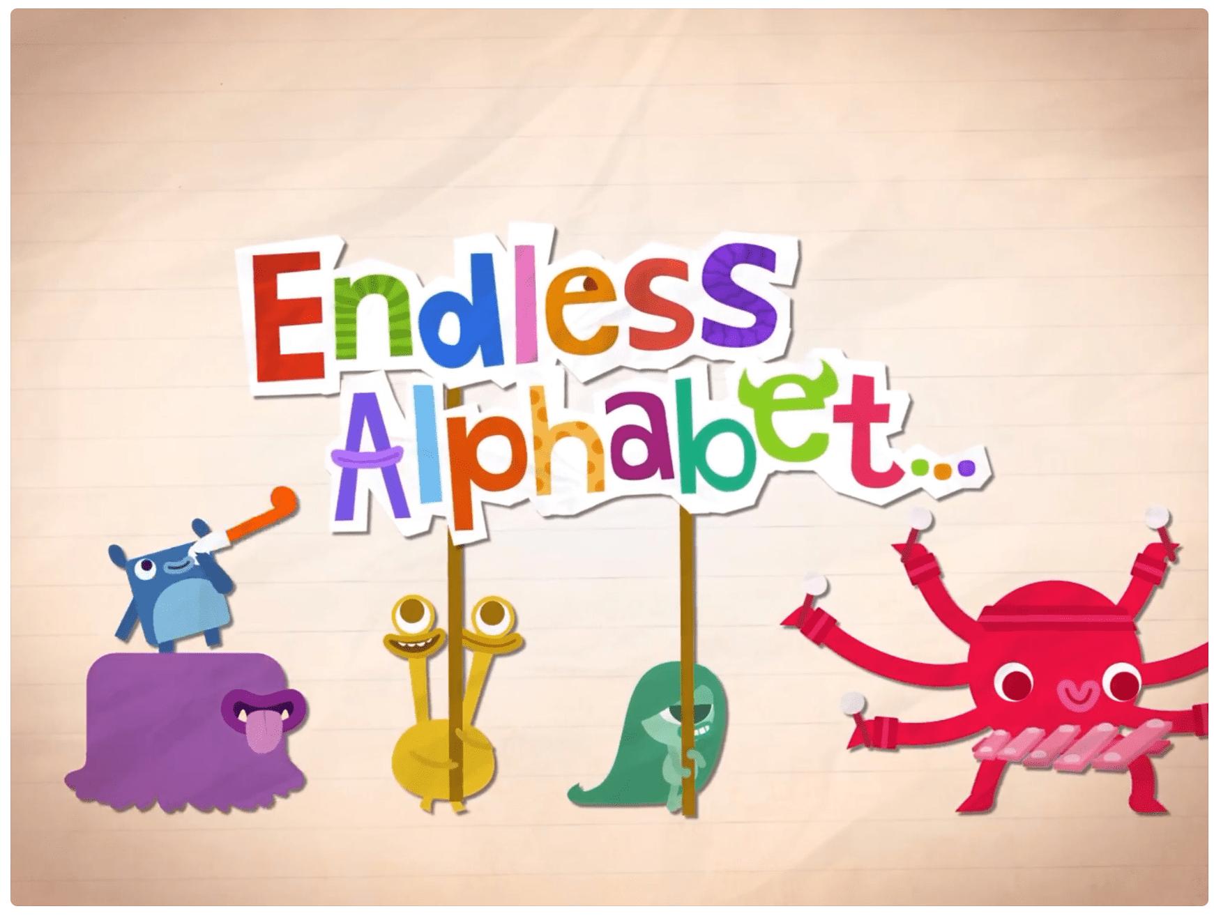 endless alphabet game