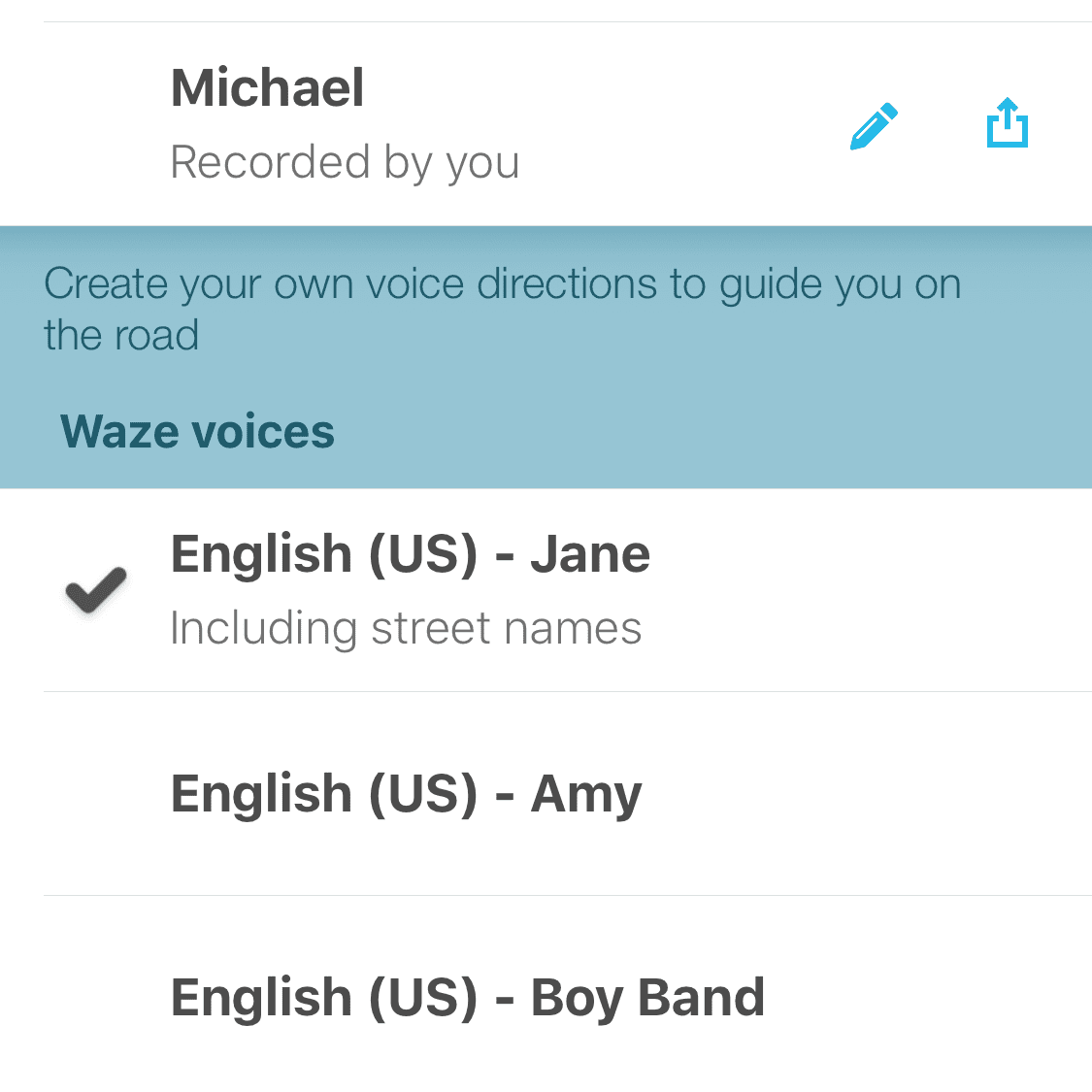 How to Change Waze Voices