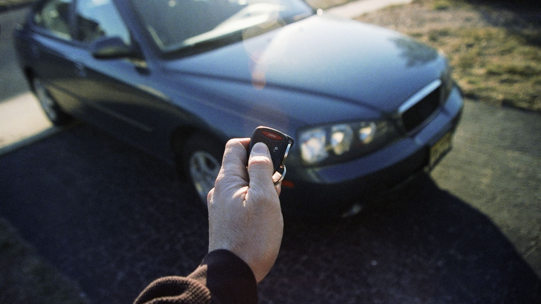 Is a Key Fob Really a Car Security System?