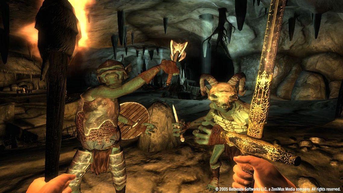 The Elder Scrolls IV: Oblivion Offline RPG