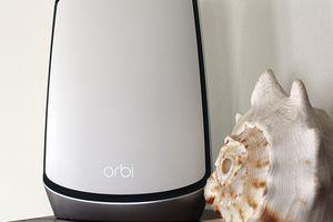 The Netgear Orbi AX6000