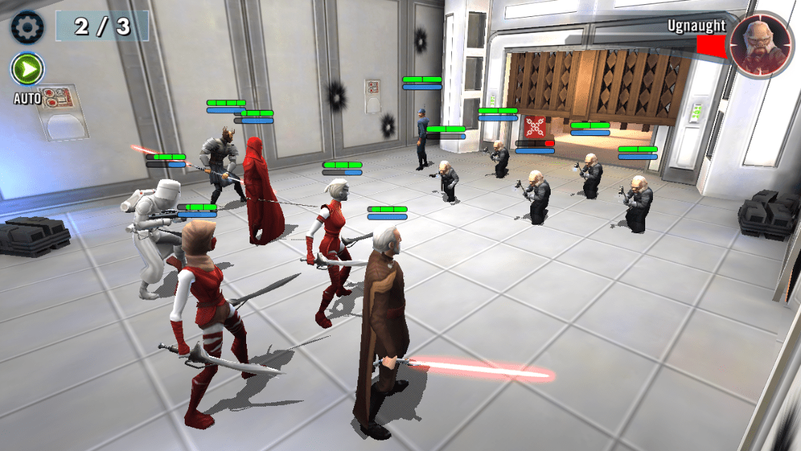 How to Level Up Faster in Star Wars: Galaxy of Heroes