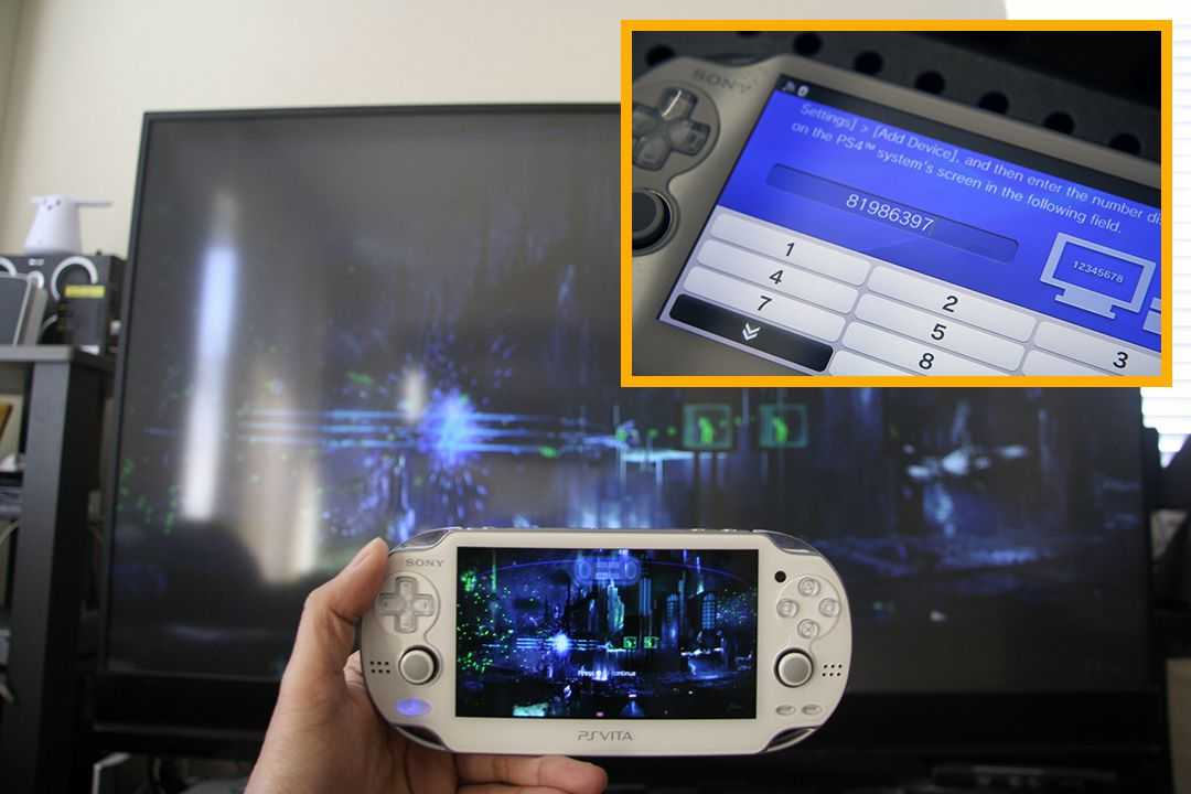 Setting Up PS4 Remote Play on Your Vita