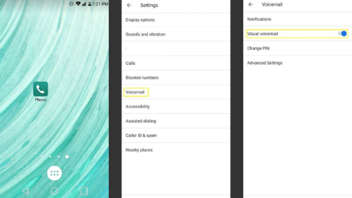 How to Access Your Messages on Android Voicemail