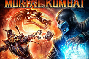 Mortal Kombat (2011) for PS3 and Xbox 360.