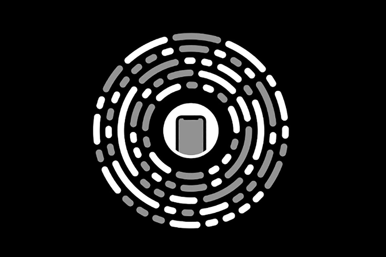 The Apple App Clip code shortcut icon